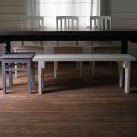 sorvattujalkainen-musta-puinen-ruokapöytä