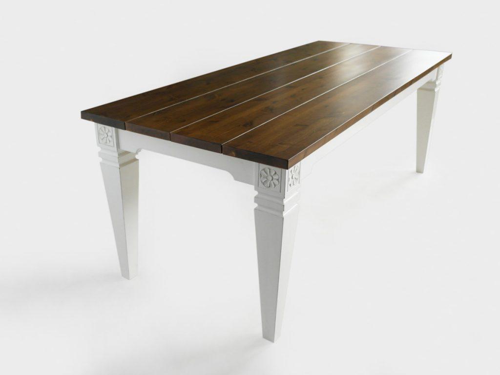 puinen-ruokapöytä-maalaisromanttinen